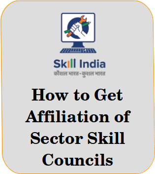 how to get sector skill council affiliation, sector skill council registration consultant